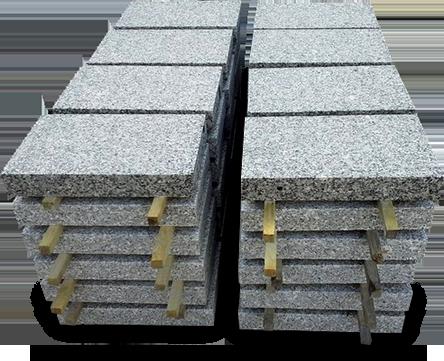 Kostka granitowa stzregom