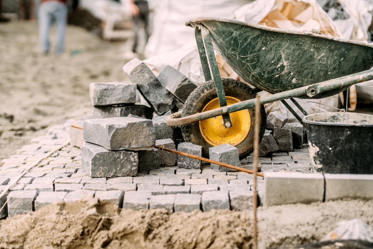 Kostka granitowa - jakie ma zalety?